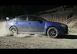 2015 Subaru WRX STI в Детройте с 305л.с. и 2.5л Turbo