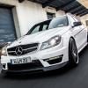 Фото AMG Mercedes C63 Loewenstein LM63 700 2014