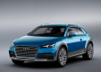 Фото Audi Allroad Shooting Brake e-Tron Concept 2014