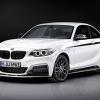 Фото BMW M235i Coupe M Performance Accessories F22 2014