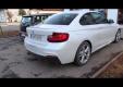 Белые BMW M235i расхватали в Германии