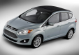 Ford представил концепт C-Max Energi с солнечной батареей на крыше