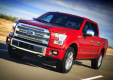Фото Ford F-150 Platinum 2014