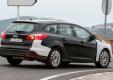 Хетчбэк и универсал Ford Focus подверглись фейслифтингу