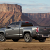 Фото GMC Canyon All Terrain Extended Cab 2014