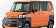 Фото Honda N-Box+ Element Concept JF1 2014