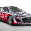 Фото Hyundai i20 WRC 2014