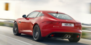 Фото Jaguar F-Type S Coupe 2014