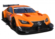 Фото Lexus LF-CC Super GT Series Race Car 2014