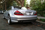 Почему Mercedes Стива Джобса никогда не имел номерных знаков?