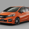 Фото Mugen Honda Fit RS 2014