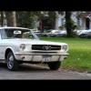 Немецкий владелец рассказывает историю его 1965 Форд T5 Mustang