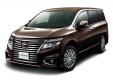 Фото Nissan Elgrand E52 2014