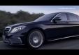 Новый Mercedes S 65 AMG  грубая сила, изысканность и роскошь