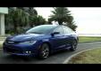 Новый седан среднего размера 2015 Chrysler 200