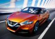 Новый спортивный седан от Nissan