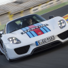 Фото Porsche 918 Spyder Weissach Package Martini Racing 2014