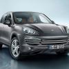 Фото Porsche Cayenne Platinum Edition 2014