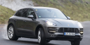 Фото Porsche Macan Turbo 2014