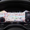 Приборная панель Audi TT будет объеденена с дисплеем мультимедийной системы