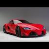 Раскрыт концепт купе FT-1 Sports Тойоты