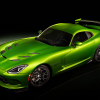 Фото SRT Dodge Viper GT Stryker Green 2014