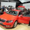 Skoda намерена продать 1 млн. автомобилей в 2014 году и 1,5 млн. к 2018 году