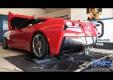 Тюнингованный Corvette C7