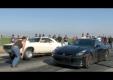 Тюнингованный Nissan GT-R в сравнении