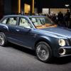 Bentley выпустит гибридный кроссовер