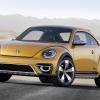 В Сети появились официальные фото концепта Volkswagen Beetle Dune