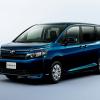 Toyota запускает новые минивэны Voxy/Noah в Японии