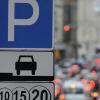 Платная парковка теперь и в центре Санкт-Петербурга