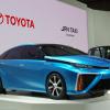 Через год в продажу поступят автомобили с водородным двигателем.