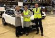 Peugeot стоит 100 000-й 2008 меньше чем через год после запуска