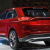 Ford подтвердил, что кроссовер New Edge будет построен на канадском заводе