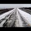 Авария, произошедшие на обледенелых дорогах
