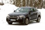 Новый BMW X4 снял еще немного камуфляжа!