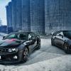 Чем могут зацепить мощные американские купе  Cadillac CTS-V и Chevrolet Camaro SS