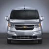 Новый фургон Chevrolet City Express 2015