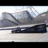 Chevrolet Sonic попал в Книгу рекордов Гиннеса за самый дальний прыжок в обратном направлении
