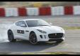 Досерийный купе Jaguar F-Type R