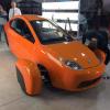 Elio Motors демонстрирует новую ультраэффективную модель P4 от 6 800$