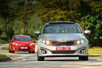 Пришпориваем купе Kia Cerato Koup в погоне за обновлённой Оптимой
