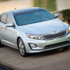 Kia обновила седан Optima Hybrid 2014