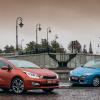 Смотрим на Kia pro_cee'd и Renault Megane Coupe в формате 3D