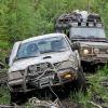 Land Rover Discovery. Disco грязи не боятся