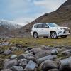 Lexus GX 460 — сумма потенциалов