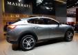 Новый Maserati Levante подкрепленный Jeep