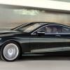 Первая фотография нового Mercedes-Benz S-Class Coupe